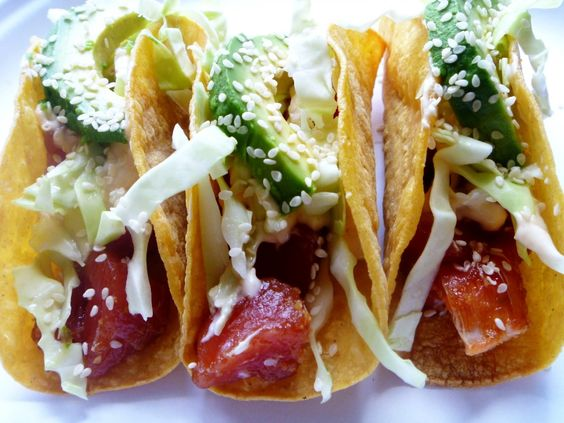 Best fish tacos ever recipe tacos gluten free and ahi for Best fish taco recipe