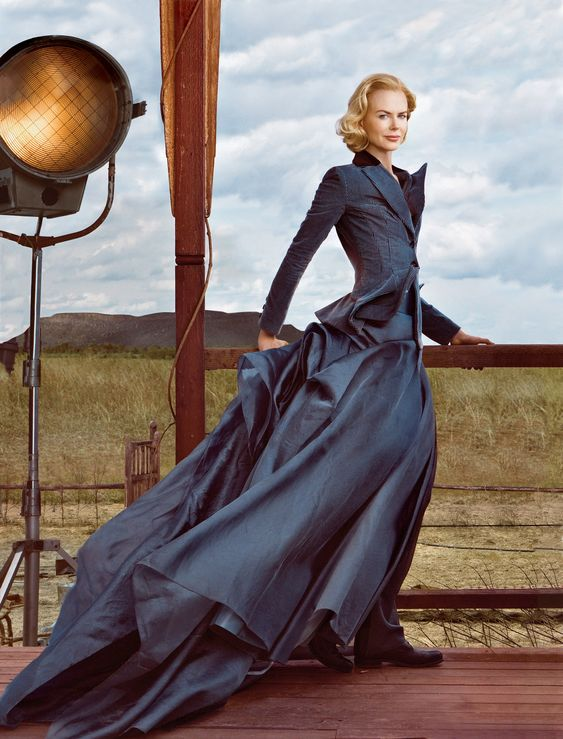 The Best of Carolina Herrera in Vogue