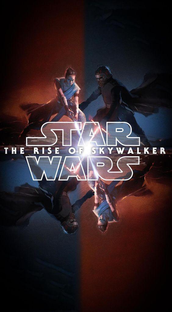 Star Wars The Rise Of Skywalker Hd Wallpapers 7wallpapers Net Star Wars Poster Rey Star Wars Star Wars Wallpaper