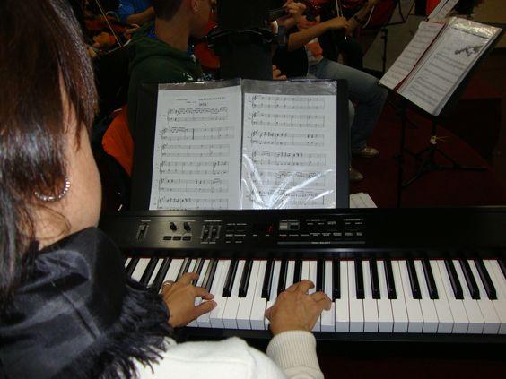Piano para Orquestra!!!