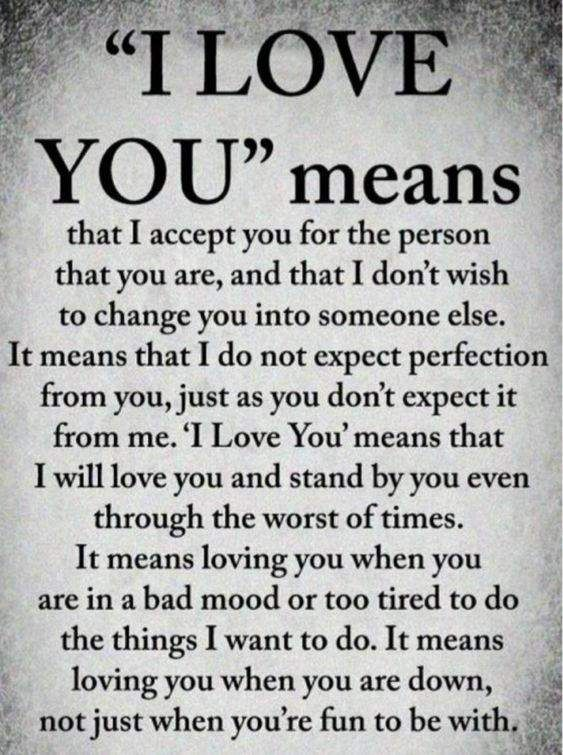 Picture Love Quotes For Her