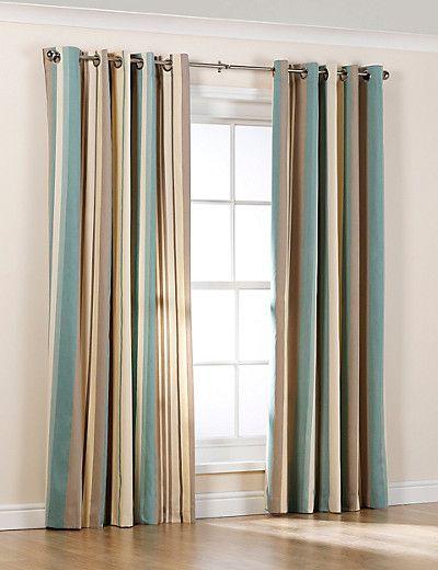 St Ives Curtains | M&S | Bedroom Redecoration | Pinterest | Living ...