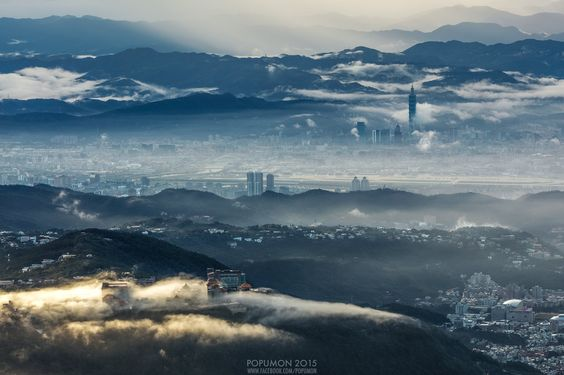 泰國攝影師 Theerasak Saksritawee 鏡頭下的台灣絕色「Lost in Taiwan」