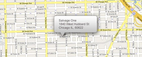 Salvage One :: Directions