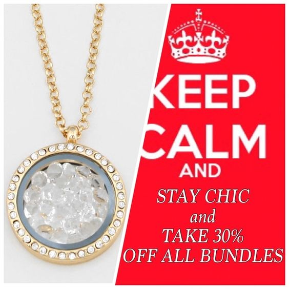 """Crystal Filled Locket Pendant Necklace Crystal Filled Locket Pendant Necklace 24"""" L + 3"""" extender NYC Chic Accessories Jewelry Necklaces"""