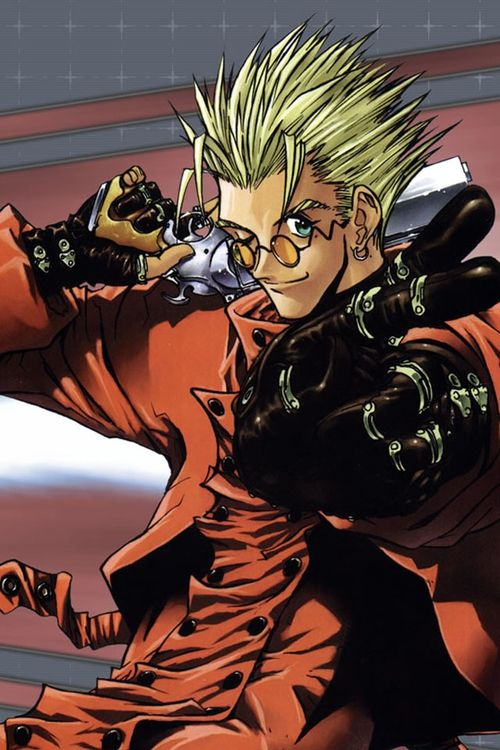 godlymansean:  Vash the stampede from trigun!