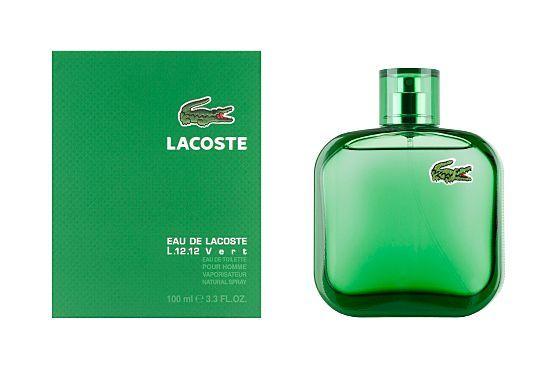 The Cat's Pyjamas: Eau de Lacoste L.12.12 - The new men's fragrance line