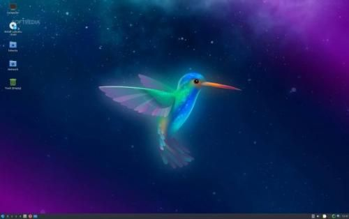Lubuntu 19 04 Released With Latest Lxqt Desktop And Calamares Happy New Year Wallpaper New Year Wallpaper Happy Bird Day Cool distro wallpapers hd