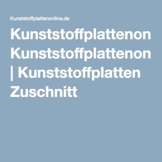 Kunststoffplattenonline.de | Kunststoffplatten Zuschnitt