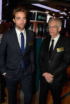 More from Rob and David's Syndicated Interview for Cosmopolis US Promo
