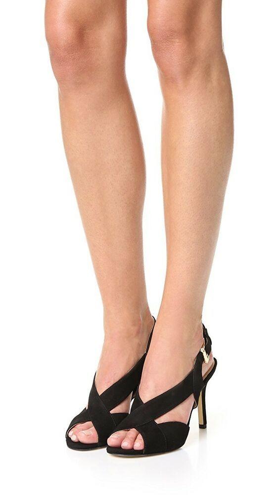 Michael Kors Becky Dress Sandal BLACK