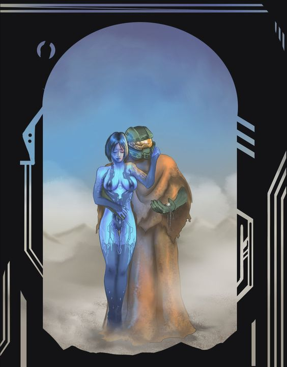 Halo 5 commission by HolyElfGirl.deviantart.com on @deviantART