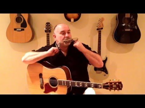 How To Play Heart Of Gold Neil Young Cover With Harmonica Easy