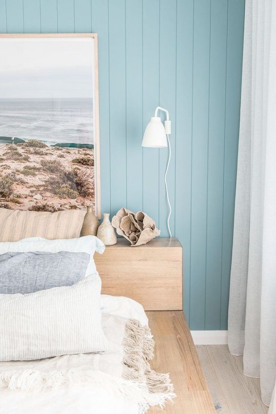 Beach Cottage And Coastal Wall Decor Idea With A Great And Very