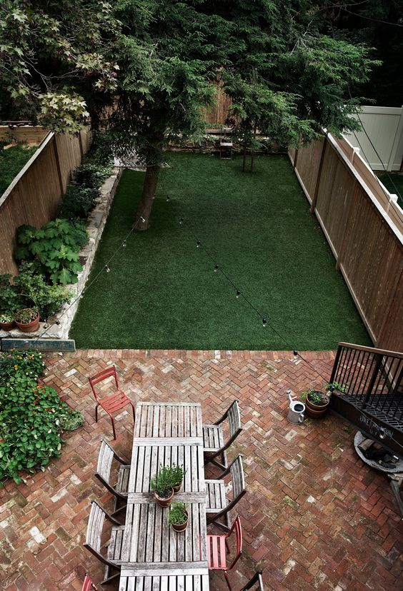 Brooklyn Backyards And Artificial Turf On Pinterest 400 x 300