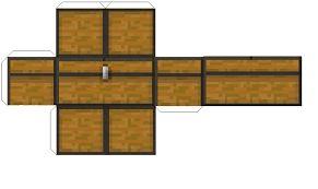 Resultado de imagem para minecraft papercraft