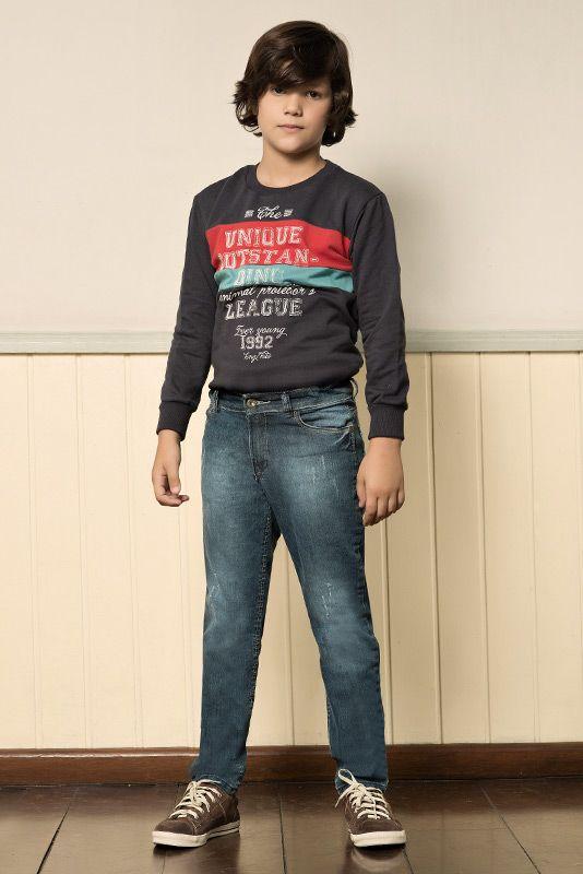 M2A Jeans   Fall Winter 2014   Kids Collection   Outono Inverno 2014   Coleção Infantil   peças   blusa infantil; calça jeans infantil; jeans; denim.