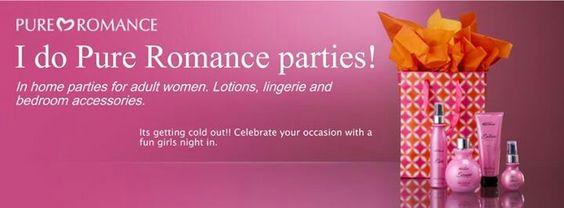 Pure Romance parties