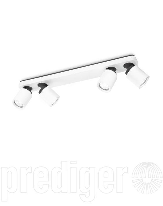 Arcitone 4er-Spot 57994 Weiß - Philips im Online Shop für Strahler / schwenkbare Strahler | Hamburg | Berlin | Prediger Lichtberater – Design Leuchten & Lampen Online Shop