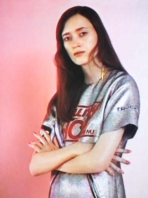 Helena Severin by Ben Toms in Dazed Autumn/Winter issue