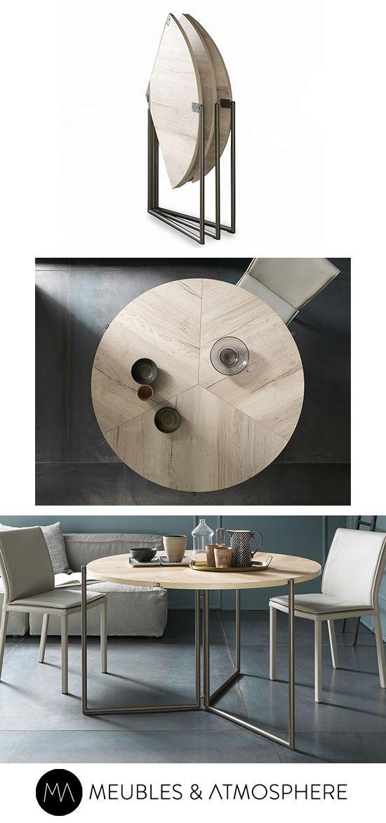 table ronde pliante boulogne meubles