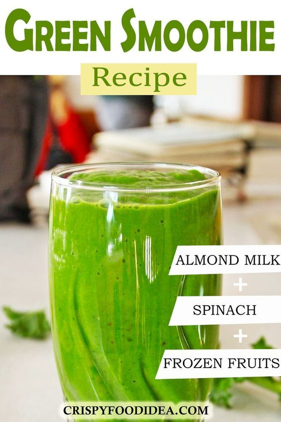 Low-carb Green Smoothie