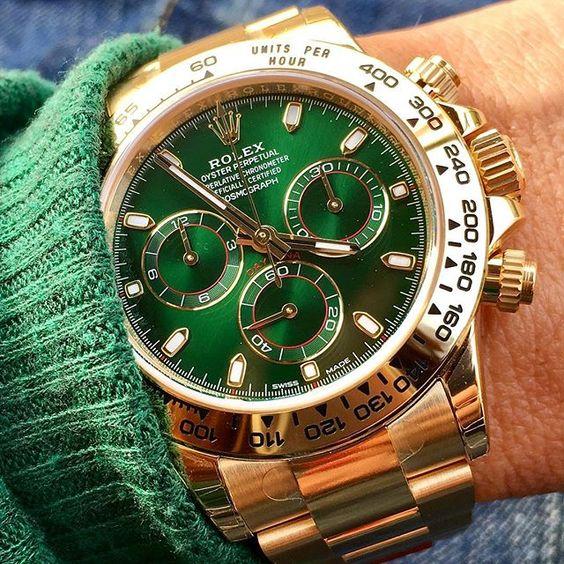 นาฬิกาคือการลงทุน