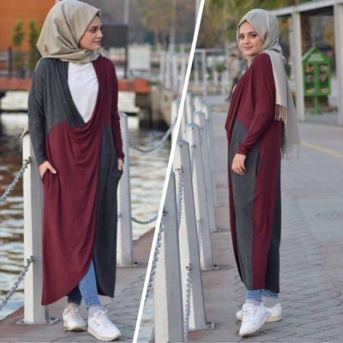 Colorful And Chic Hijab Collection Just Trendy Girls Muslim Fashion Hijab Muslim Women Dress Hijab Fashion