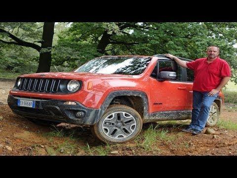 Fahrbericht: Jeep Renegade: Echter Ami mit italienischem Einschlag