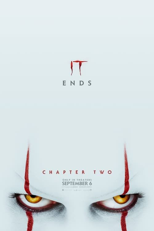 Ver Hd Online It Chapter Two Pelicula Online Completa Español Two Movies Pennywise Movie Posters