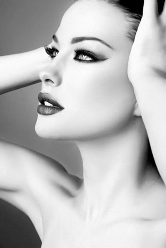 makeup inspo Jenny Watwood | model | 01 | closeup | glamor | lookalike : Liv Tyler | ram2013:
