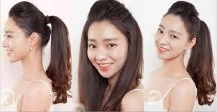Những cách buộc tóc đẹp cho mùa hè Style tự tin xuống phố
