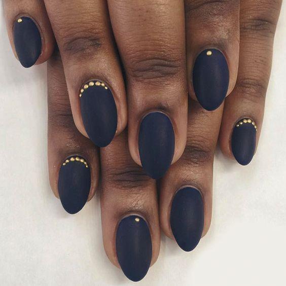 Nail Art Designs For Black Hands Black Hands Nail Polish Colors