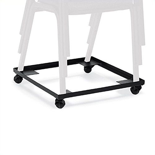 Offices To Go Stacking Chair Dolly For Otg11934 Stacking Chairs Office Furniture Desk Office Desk Chair