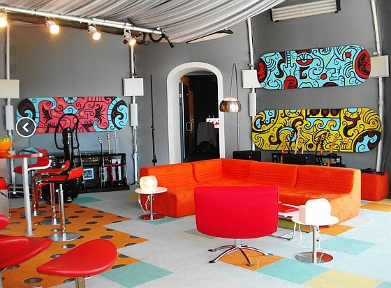 art interior design - Pop art, Decorate walls and Old records on Pinterest