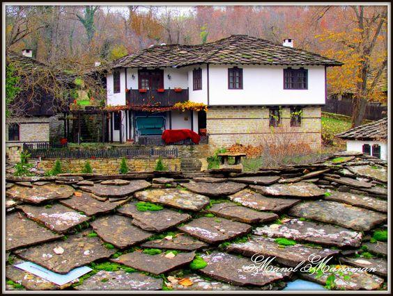 "BULGARIA-Ethnographic reserve ""Bozhentsite"""