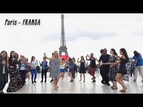 Bize Her Yer Turkiye 6 Ulkede Erik Dali Oynayan Turkler Youtube Dali Youtube Paris Fransa