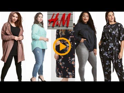 H M Tallas Grandes Nueva Coleccion De Ropa Moda Mujer 2018 Tendencia Primavera Verano In 2020 Popular Clothing Styles Fashion Stand Fashion