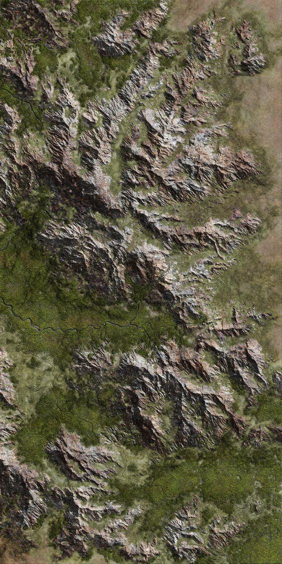 Iron Mountains Pass part-2