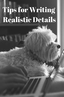 Georgie Lee - Writing to the Sound of Legos Clacking: Tips for Writing Realistic Detail