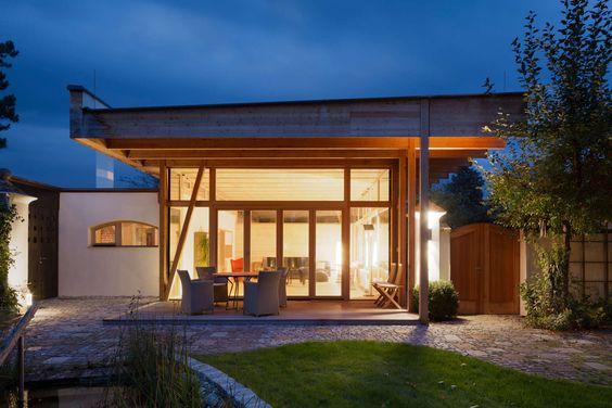 Pavilion Ziersdorf, Austria   by kleboth lindinger dollnig