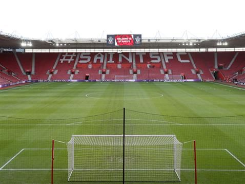 Tickets still available for Southampton fixture