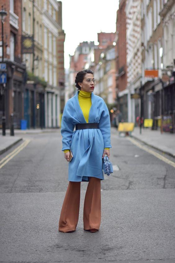 High On Fashion by Gina Ortega LFW: DAY ONE