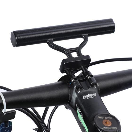 Bike Light Holder Cycle Handlebar Flashlight Mount Torch Bracket Aluminum Alloy