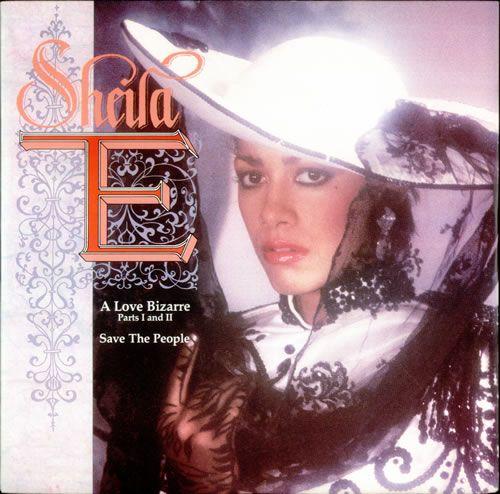 A Love Bizarre- Sheila E