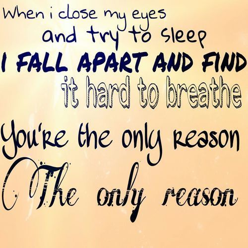 The Only Reason- 5 Seconds of Summer