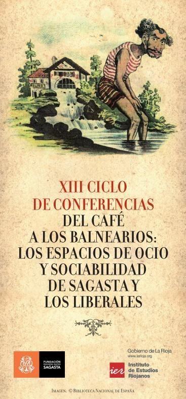 Mañana comienza en Torrecilla el ciclo de conferencias sobre Sagasta http://ow.ly/QZngn