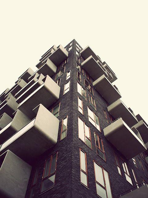Architectural Photography by KIM HØLTERMAND ~ Svnserendipity: Art & Design Blog.