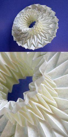 Walter Chen - paper art