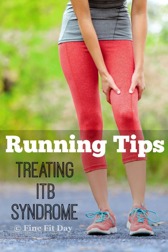 Running Tips: Treating ITB Syndrome. Injury happens to the best runners and ITB Syndrome (aka IT Band Syndrome) is one of the most painful running injuries you can experience. With these tips, learn what causes the syndrome and how to correct it, as well as preventative measures to stop it recurring, so you can keep running strong and happy.